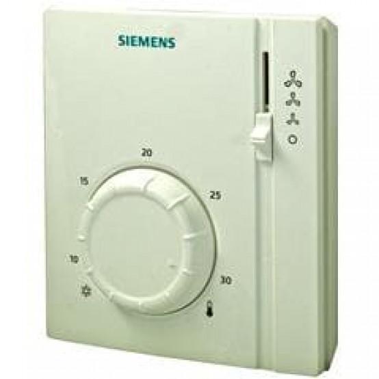Комнатный термостат для фанкойлов Siemens RAB21