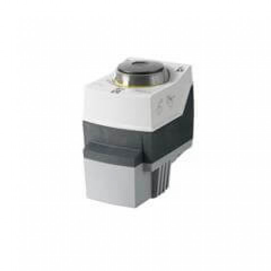 Электромоторный привод, 400 Н, 5,5 мм, AC 230 В, 3-точечный, возвратная пружина, 30 с