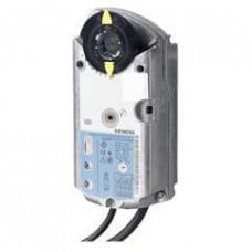 Привод для противопожарных клапанов 2-позиционный, AC 230 В, поворотного типа 7 Нм с пружинным возвратом 90/15 с, 2 переключателя