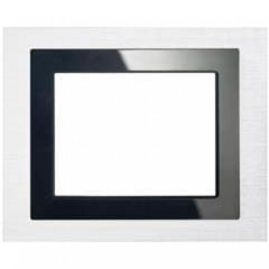 Рамка UP 588/813, для информационных панелей UP 588, нержавеющая сталь (снимается с производства)