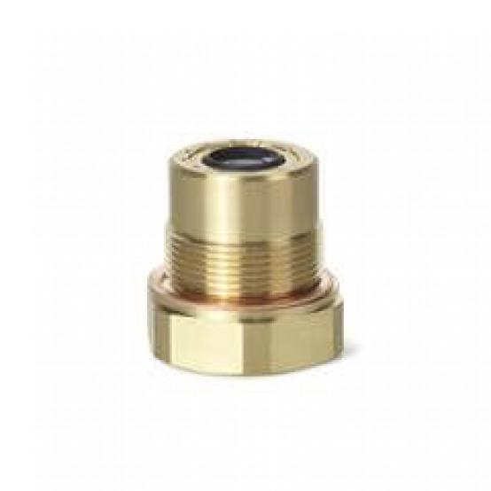 Уплотнение штока, диаметр штока 14 мм, уплотнительный материал EPDM, до 150 ° C