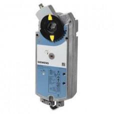 Привод воздушной заслонки Siemens GCA131.1E