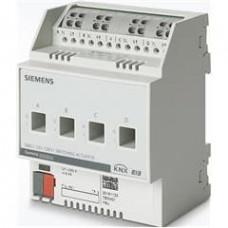 Релейный модуль 4 x AC 230 V, 6 AX, C-Load