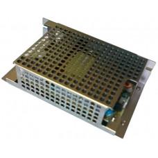 Встраиваемый источник питания для установки в корпусах PRO22ENC1 или PRO22ENC2. Защита от перегрузки, встроенное зарядное устройство АКБ с максимальным током зарядки 250мА. Входное напряжение 220в, выходное напряжение 13,8в/4А.