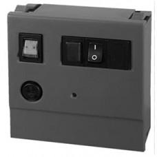 Блок питания, бойлер, 4 переключателя, встроенный термостат безопасности