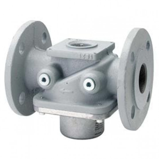 """Клапан для биогаза и рециркулирующего газа, DN50, 600 мбар, 47,4 м³ / ч, 4xRp¼ """""""