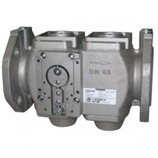 Двойной газовый клапан, DN65, 160 м³ / ч