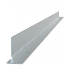 Горизонтальные планки для пластронов FORT для шкафа шириной 400мм (2шт.) EKF PROxima