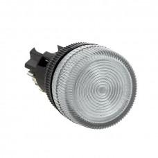 Лампа сигнальная ENS-22 белая 24В EKF PROxima
