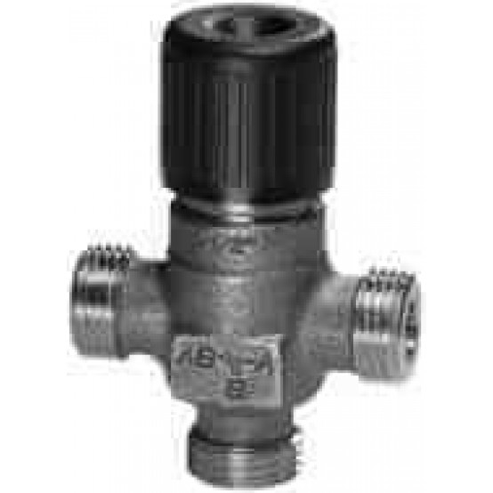 Клапан регулирующий OEM, 3-х ходовой, KVS 0.63, DN 10, шток 5.5
